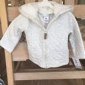 Carter's baby 9 month jacket